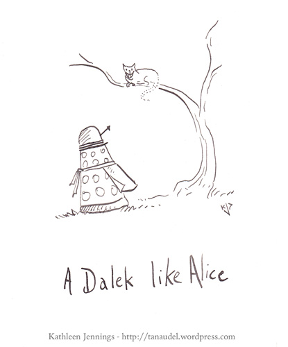 A Dalek Like Alice