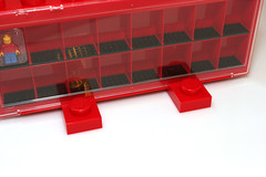 LEGO Minifigure Display Case - 4