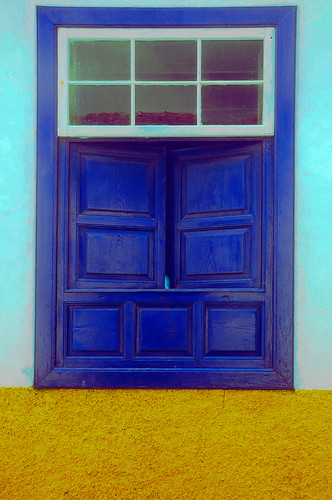 Chapter 3 - La Gomera, Isle of colors (#3): Window and colors
