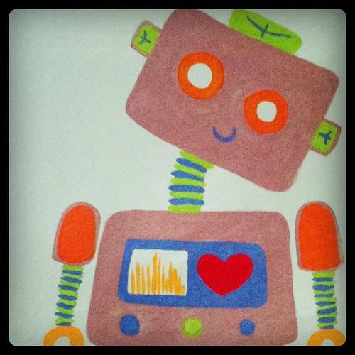 Robot Love (WIP)