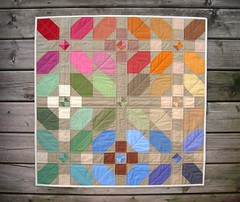 """Tic Tac Toe"" Quilt - Finished!"