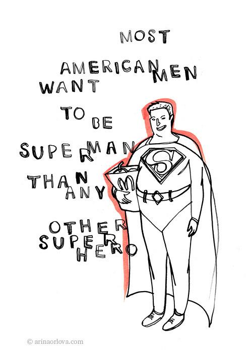 Most American Men
