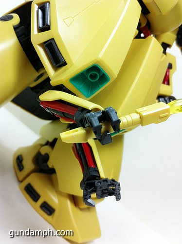 MG The-O PMX-003 Review OOB Build (67)