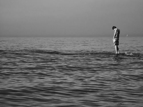 (274/365) Caminando sobre el agua by albertopveiga