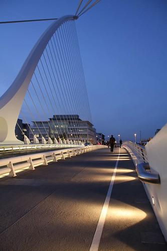 Samuel Beckett-Bridge