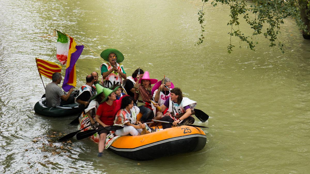 Bajada del Canal 2011
