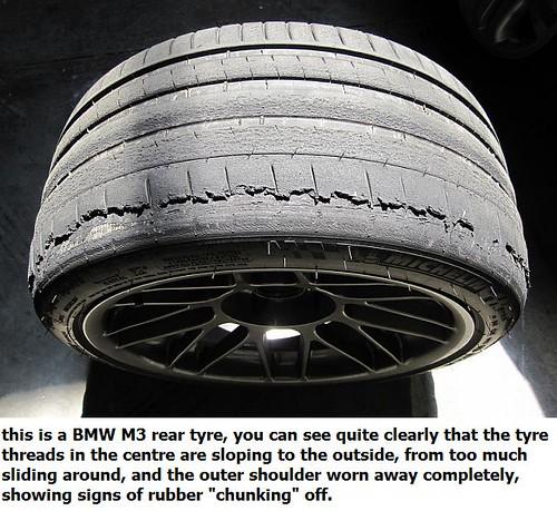 tyre wear 2