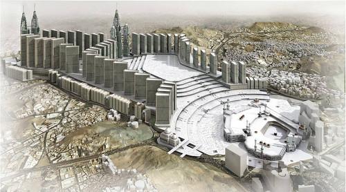 makkah by Ahmad Jabr