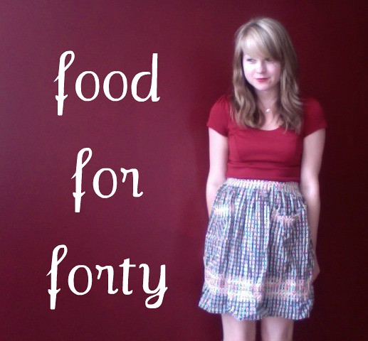 food for forty