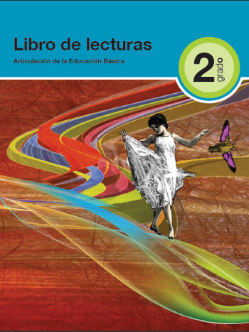libro de lecturas 2°