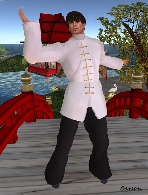 Abranimations - Tai Chi Outfit