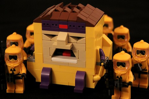 LEGO MODOK and AIM Agents