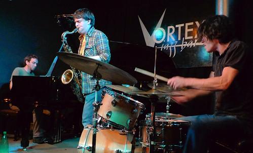 Hanslip,Hurley,Levin @ the Vortex, 20.9.11