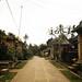 Desa Penglipuran Tampak dari Jalan Atas 01