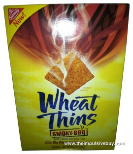 Wheat Thins Smoky BBQ