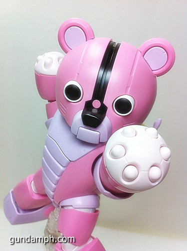 144 HG GB Pink Bearguy Gundam Expo Limited Edition (46)