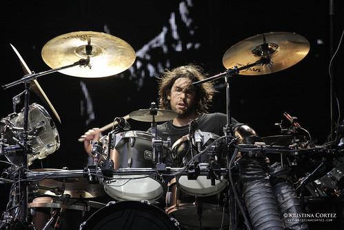 Rob Bourdon of Linkin Park