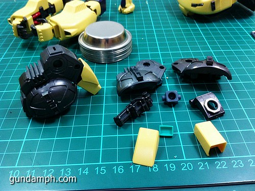 MG The-O PMX-003 Review OOB Build (27)