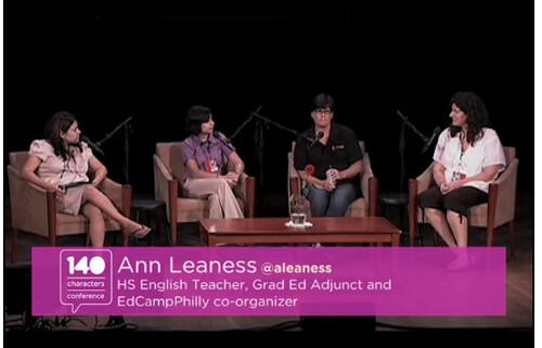 #140edu Conference NY by aleaness
