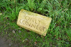 Only Connect by Ian Hamilton Finlay