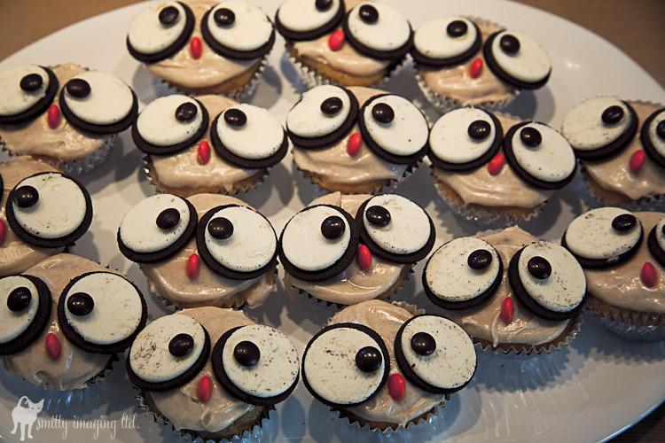 Owl Cupcakes!