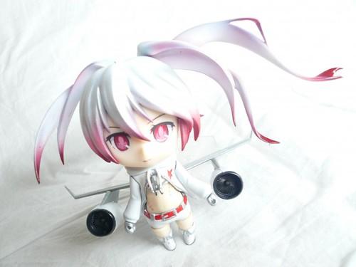 Nendoroid Silver Rock Jetter