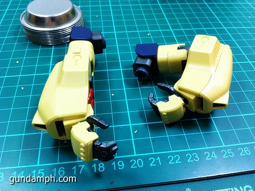 MG The-O PMX-003 Review OOB Build (24)