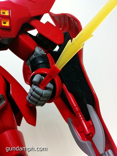 MSIA DX Sazabi 12 inch model (65)