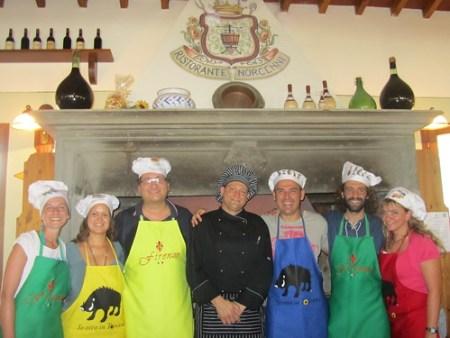 Blogger in cucina, sfida Norcenni Blog Tour