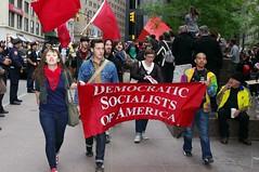 Democratic Socialists Occupy Wall Street 2011 ...