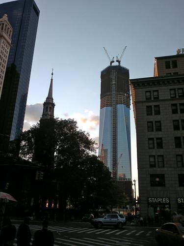 Freedom Tower by zakattak