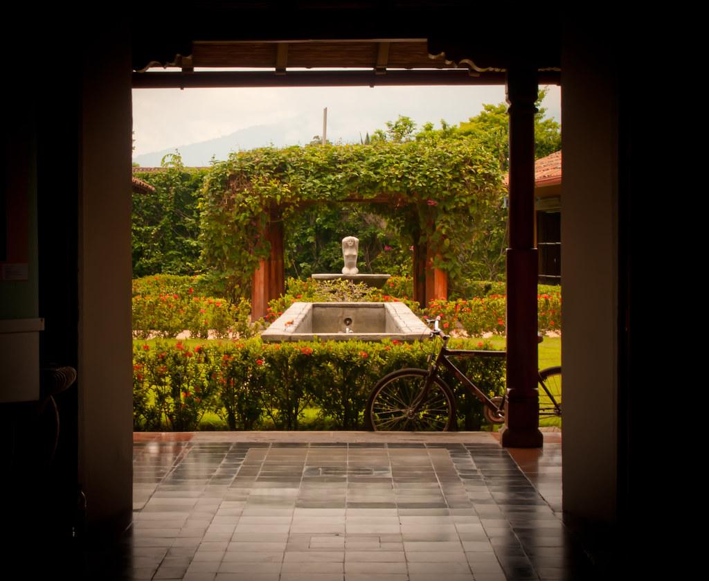 walkway in granada nicaragua