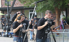 MTSU Mass Media Students - Capitol Street Part...