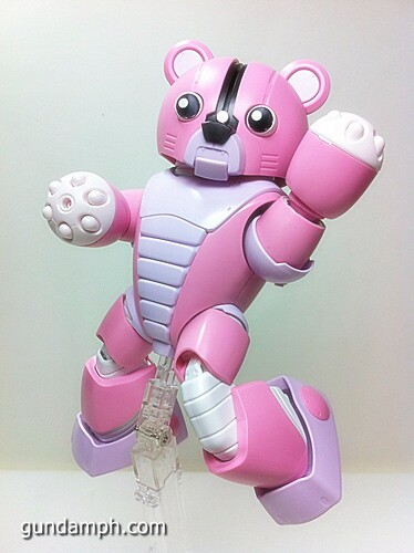 144 HG GB Pink Bearguy Gundam Expo Limited Edition (50)