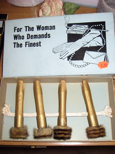 For The Woman Who Demands The Finest