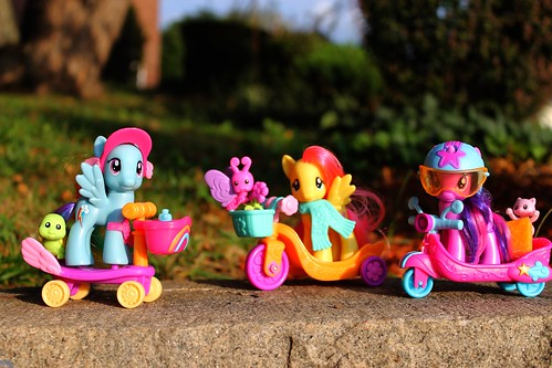 271/365 Ponies on the Go!