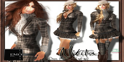 NIKITAdress by EMO-tions @ The Deck