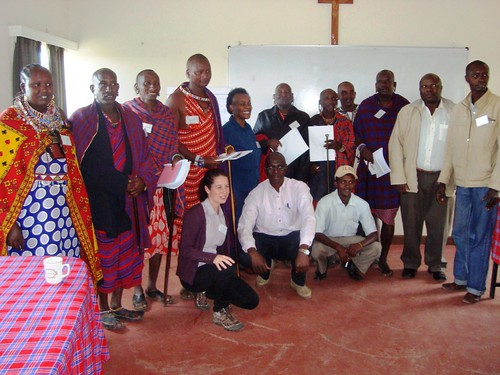 Group photo of the workshop participants