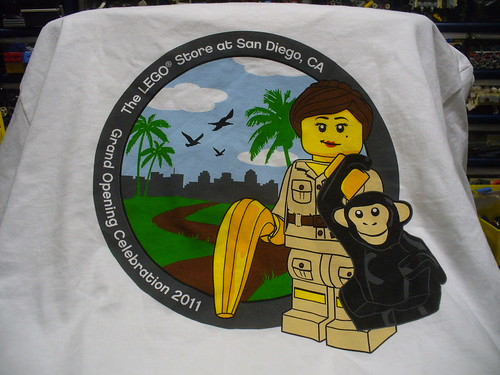 San Diego Store T-Shirt