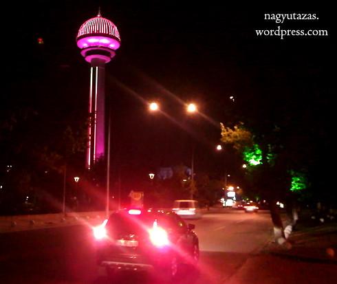 Atakule bevásárlóközpont – Ankara, Törökország