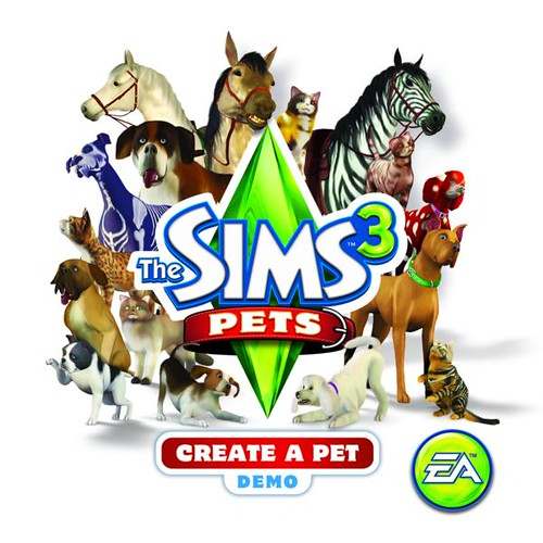 Create A Pet Demo Is Now Available For PC & Mac!!!