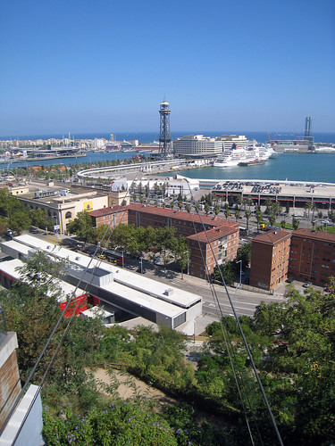 Montjuic Cable Car04