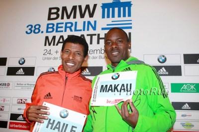 2011 BMW Berlin Marathon