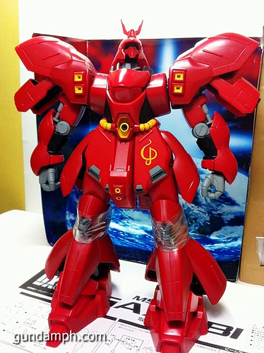 MSIA DX Sazabi 12 inch model (16)