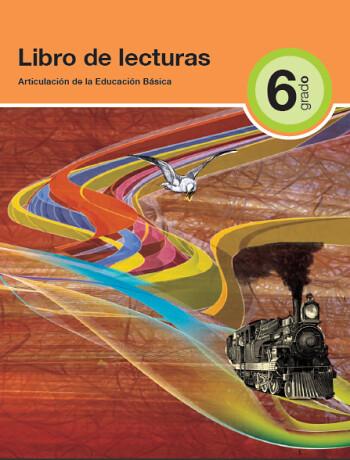 libro de lecturas 6°