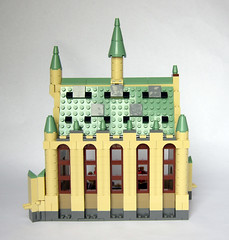 Hogwarts Castle - Great Hall