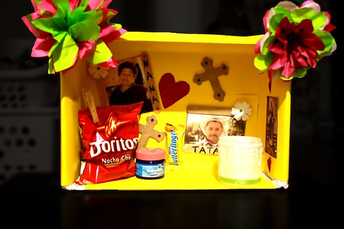Image result for dia de los muertos memory box