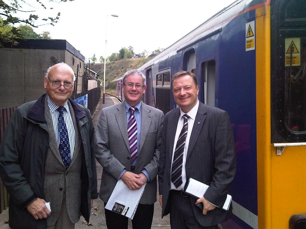 Penistone Line Rail Services