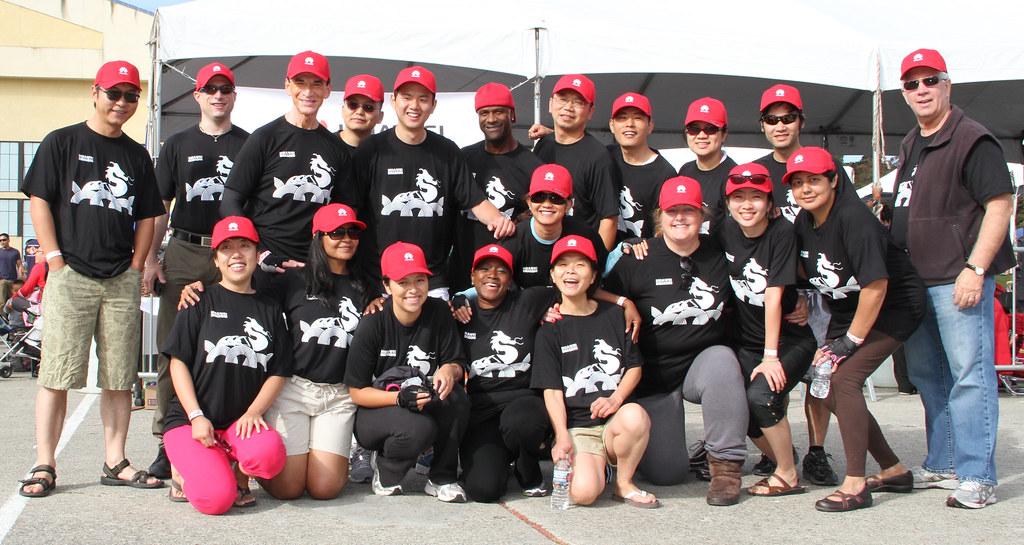 Huawei Dragon Boat Crew 2011