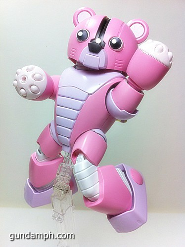 144 HG GB Pink Bearguy Gundam Expo Limited Edition (51)